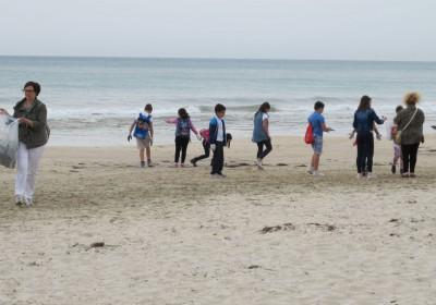 """Venerdì 13 maggio """"Giornata ecologica: amo il mare e la mia città"""""""
